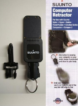 Suunto Tauchcomputer - Retractor